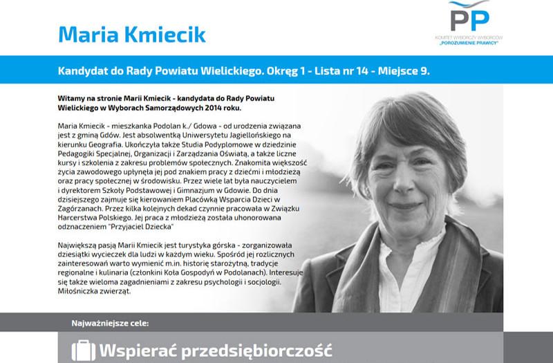 Mariakmiecik.pl