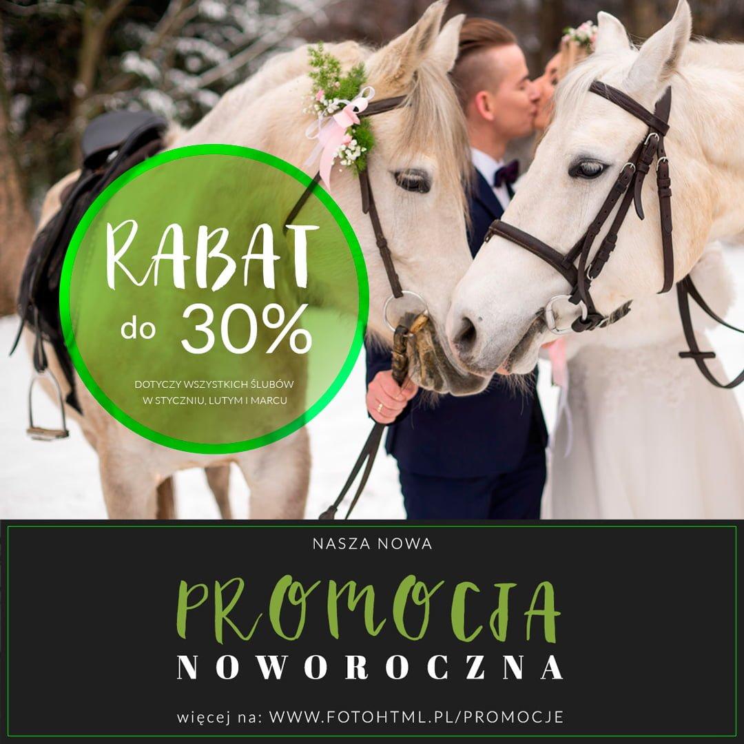 promocja noworoczna - rabat do 30%