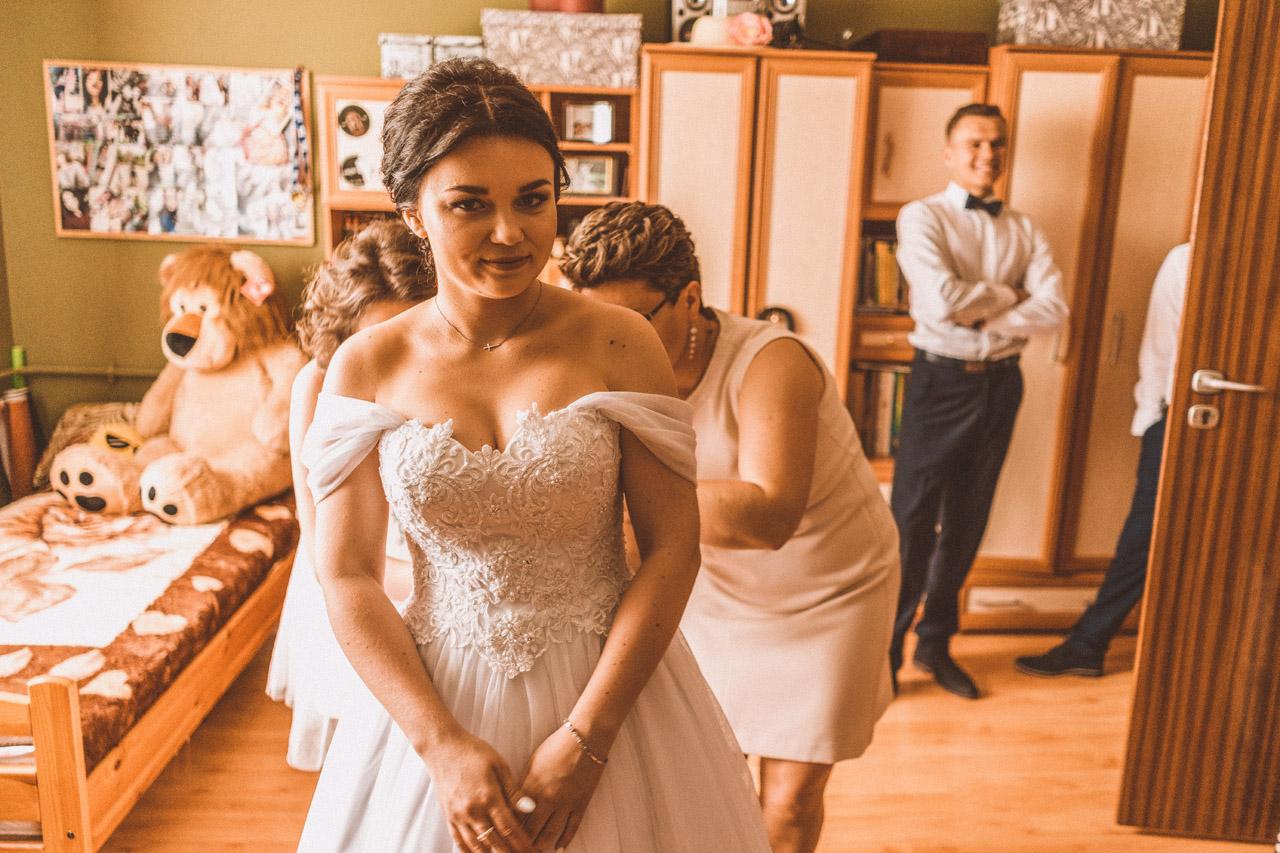 Limanowa fotograf na ślub