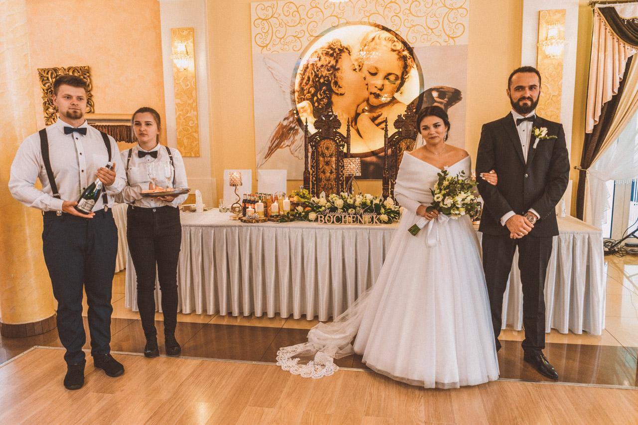 Fotograf na wesele Tuchów
